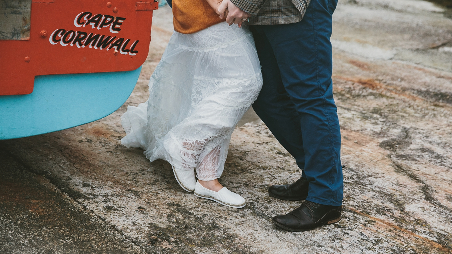 Cornwall Elopement