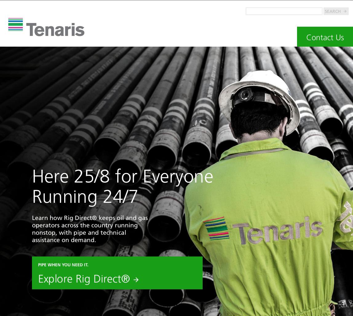 Tenaris.com