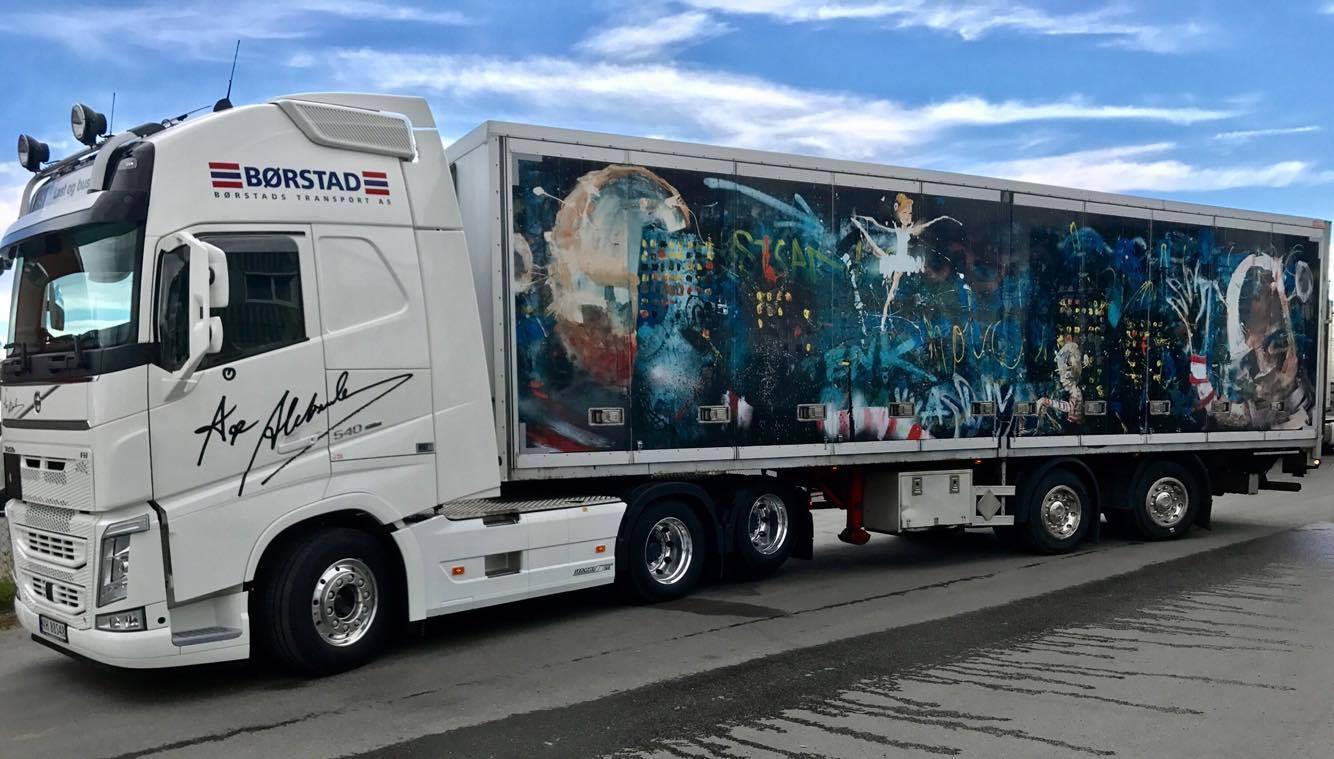 foto © Børstad Transport
