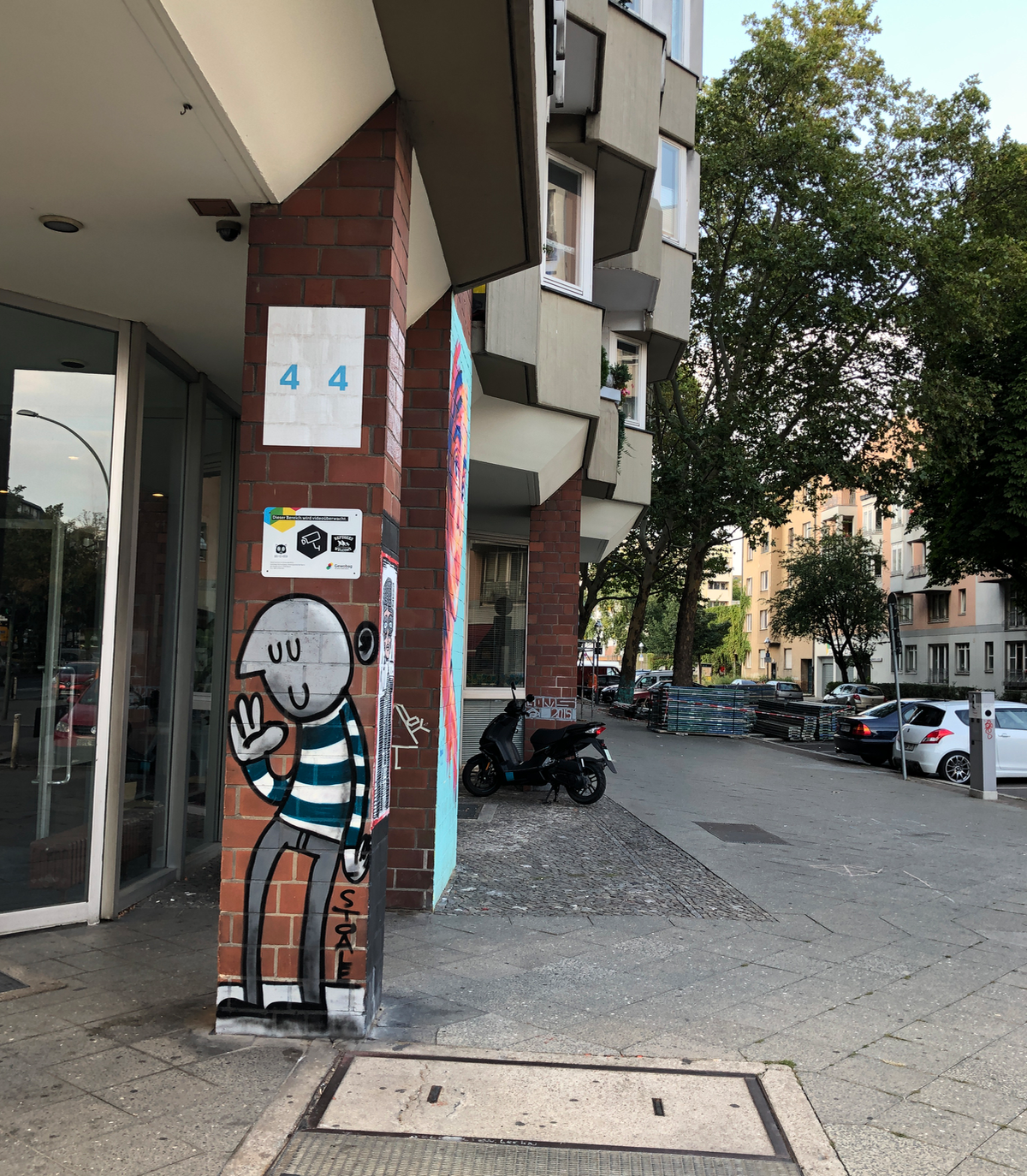 Hils på om du er i Berlin.