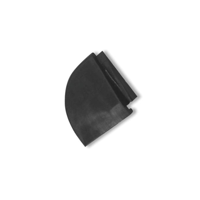 PVC CORNERS (BLACK)