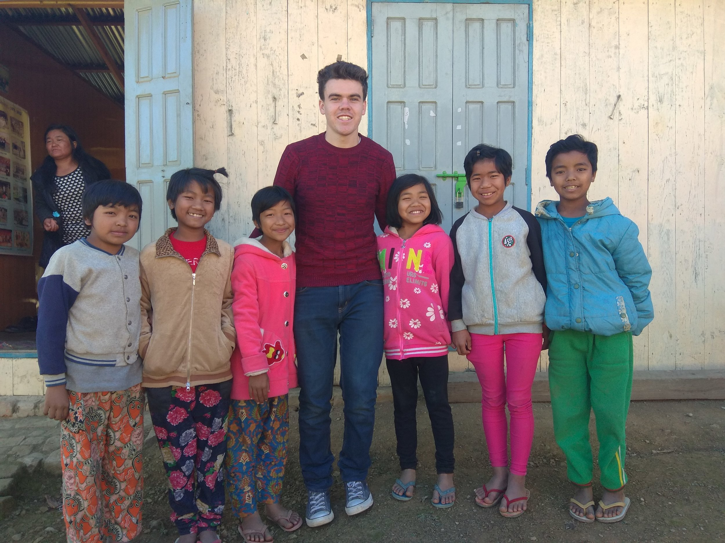 One of our missionaries that we support