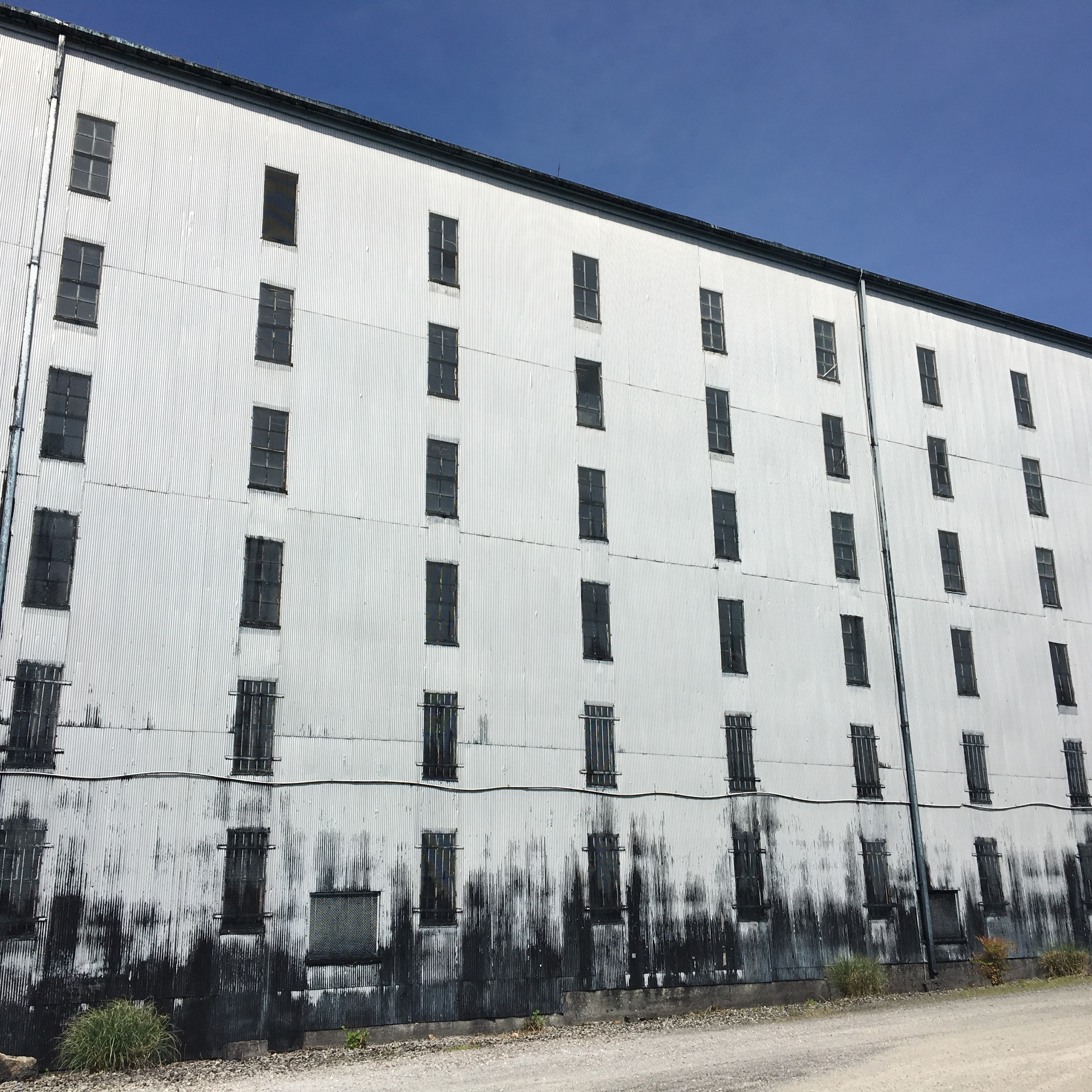 The long-time home of our Knob Creek Single Barrel - Warehouse K