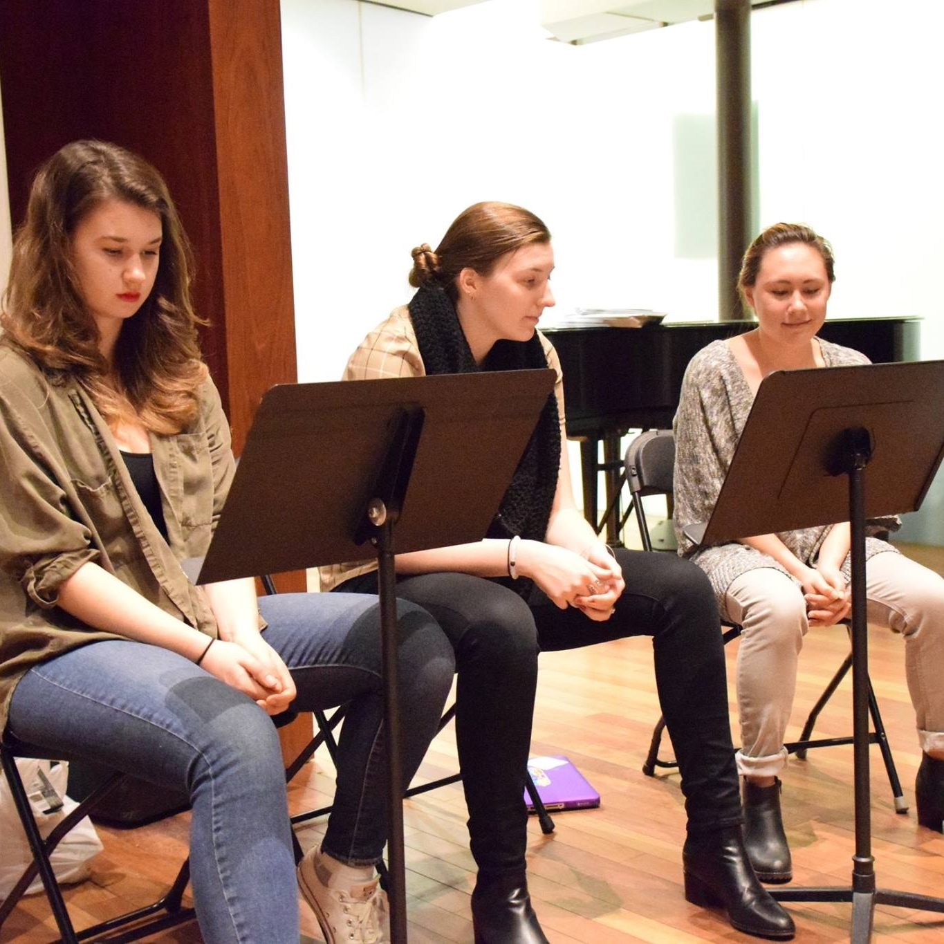 (Up)Staged Readings Spring 2016