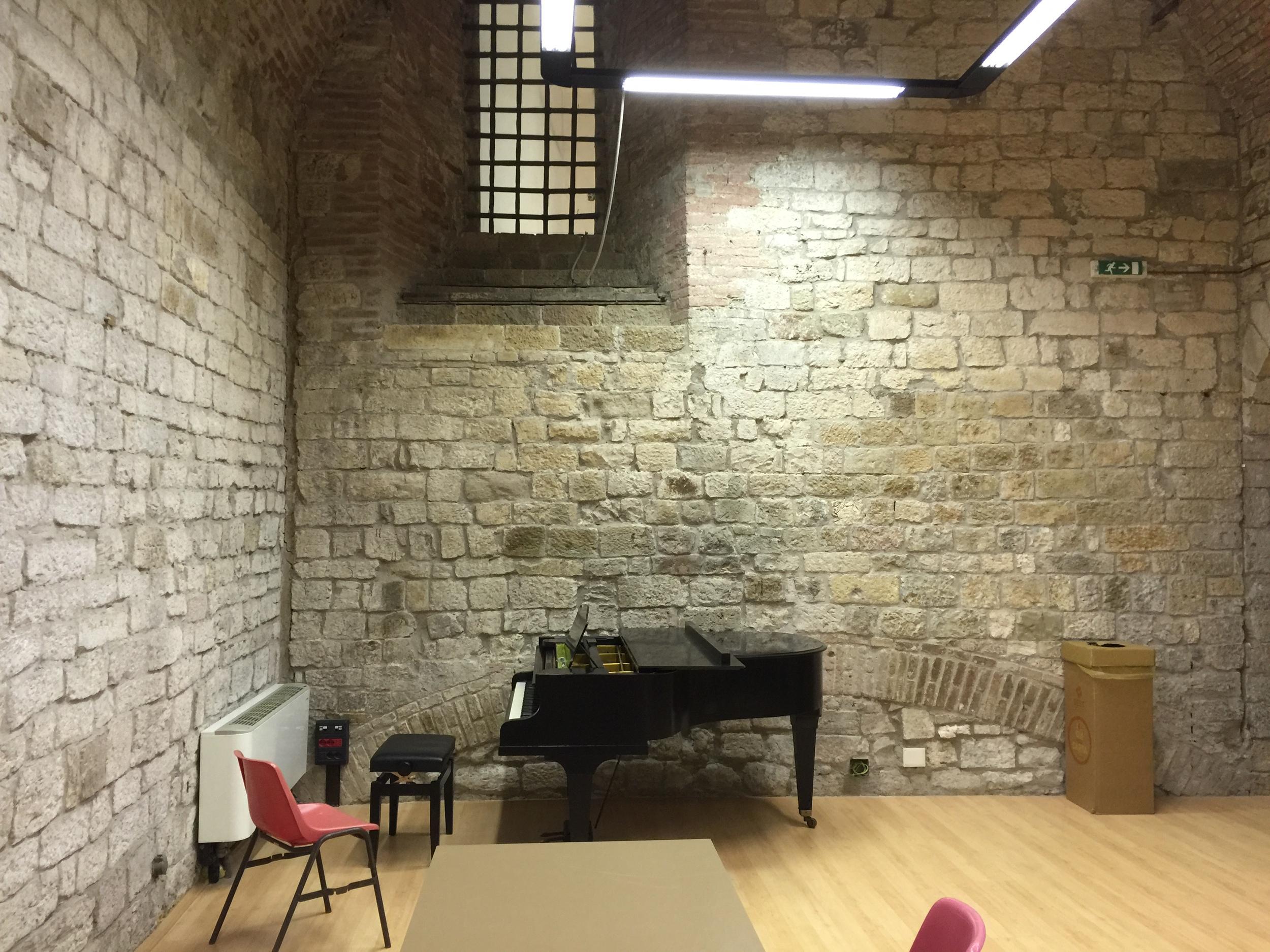 Teaching Studio: Sala Grifo