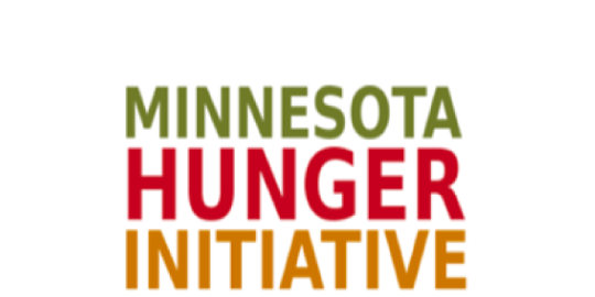 The Minnesota Hunger Initiative is a coalition focused on increasing the effectiveness of the hunger relief system throughout MN through collaboration.