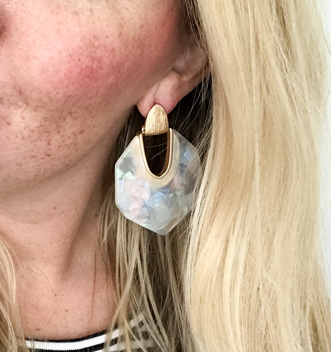 Rozie June Earrings - Accessories to change your life, and mood. for Real Save 10% with code: TARA