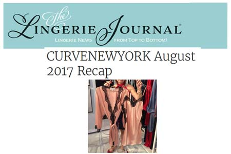 The Lingerie Journal CURVENEWYORK Recap August 2017!