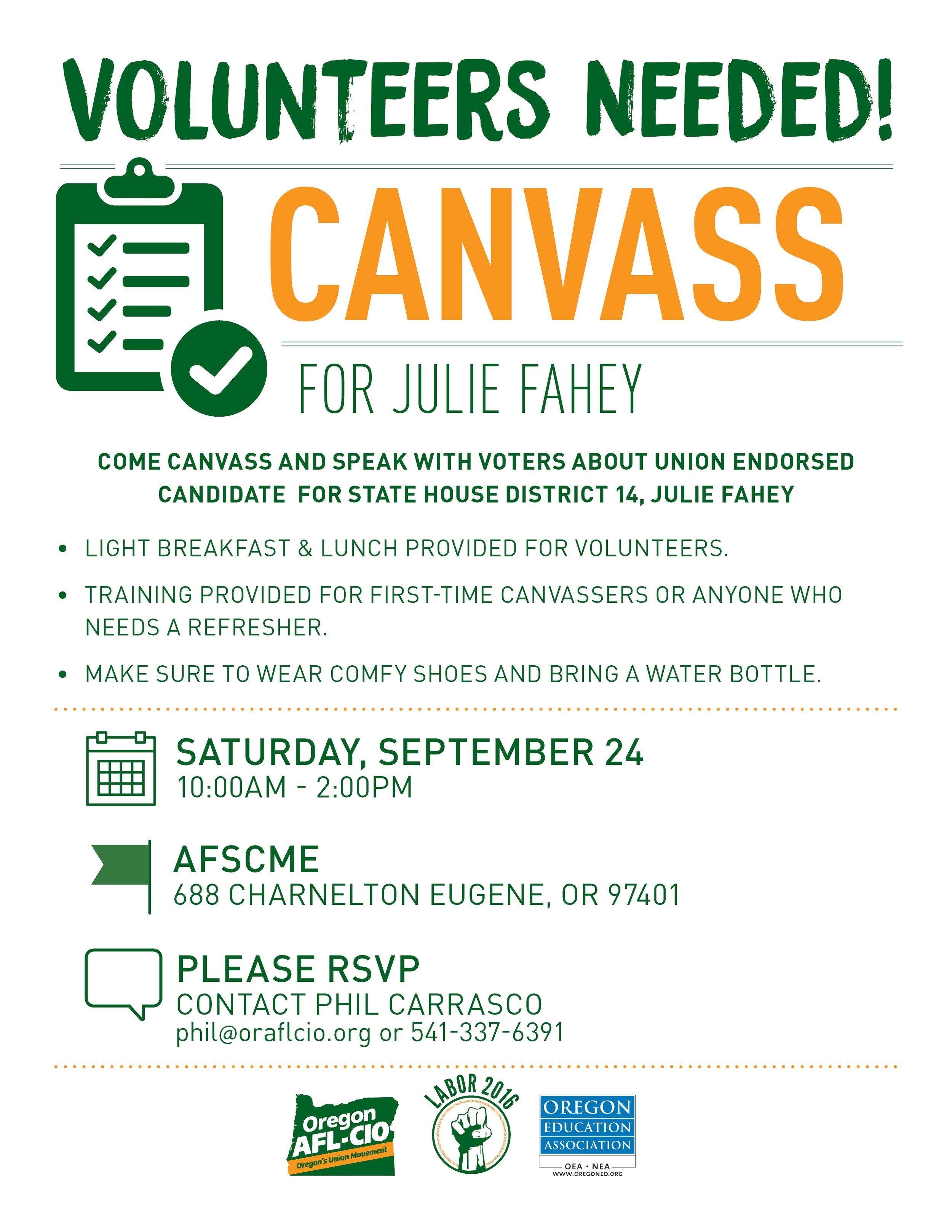 Lane CLC Canvass September 24th Outreach Flier.jpg