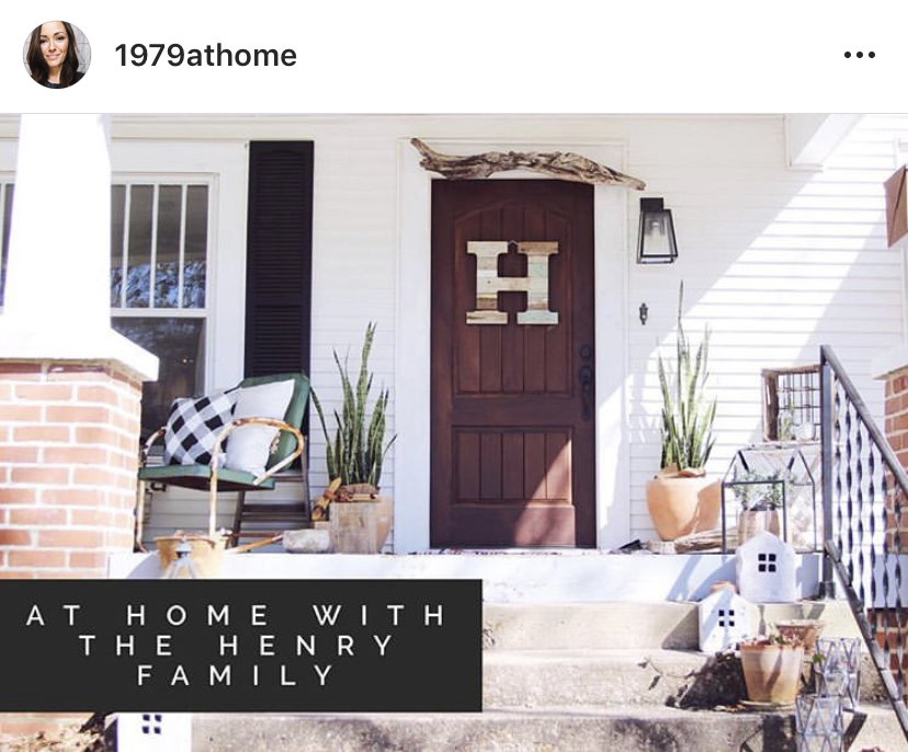 Click this image to read the Blog on and take a tour of our Family Home. We are privileged to share it with you!