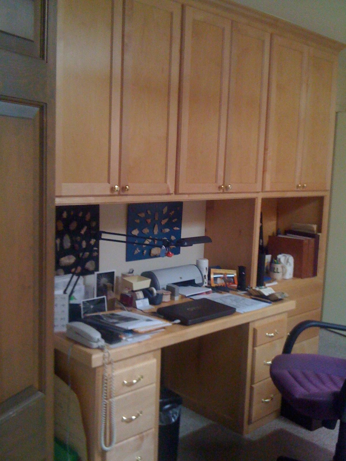 Shaker Home Office