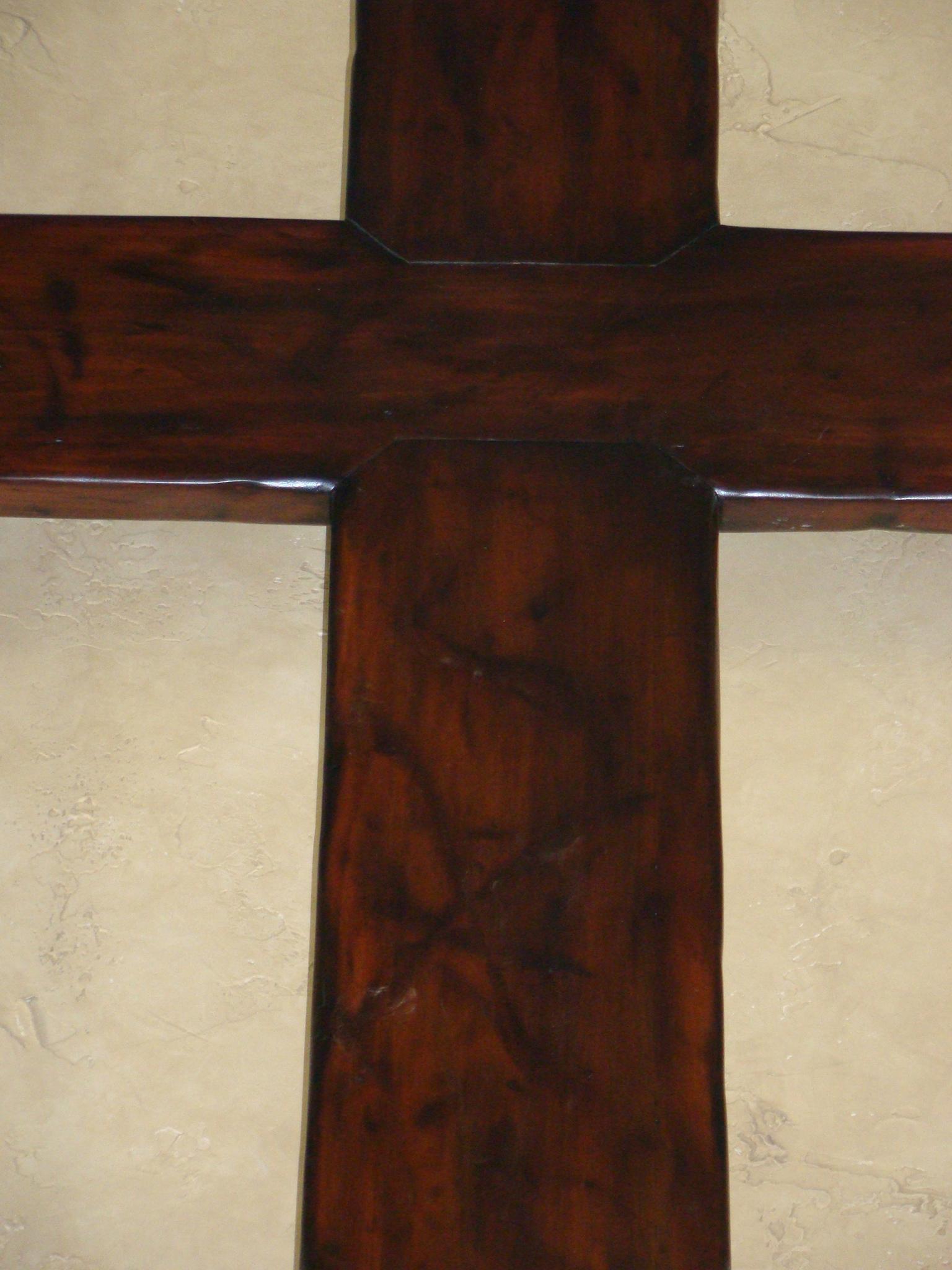 Church Cross Detail