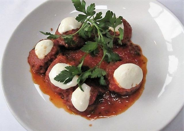 Enjoy this authentic Italian dish! Visit our website for a list of great foods that we have to offer.