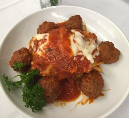 You won't be able to get enough of our pasta and meatballs!! Stop in and see for yourself!