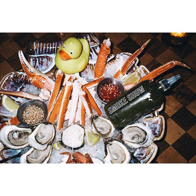 Smoke Show Hot Sauce Much taste! Very yum! . . . #hotsauce #sauce #spicy #jalapeno #jalapenopoppers #jalapenos #bbq #steak #steakhouse #summerfood #summer #eat #eating #premium #lux #luxury #montreal #heat #fire #smoked #smokedbbq #food #foodporn #yum #tasty #tastyfood #mtl #restaurant #cuisine #gordonramsay @gordongram