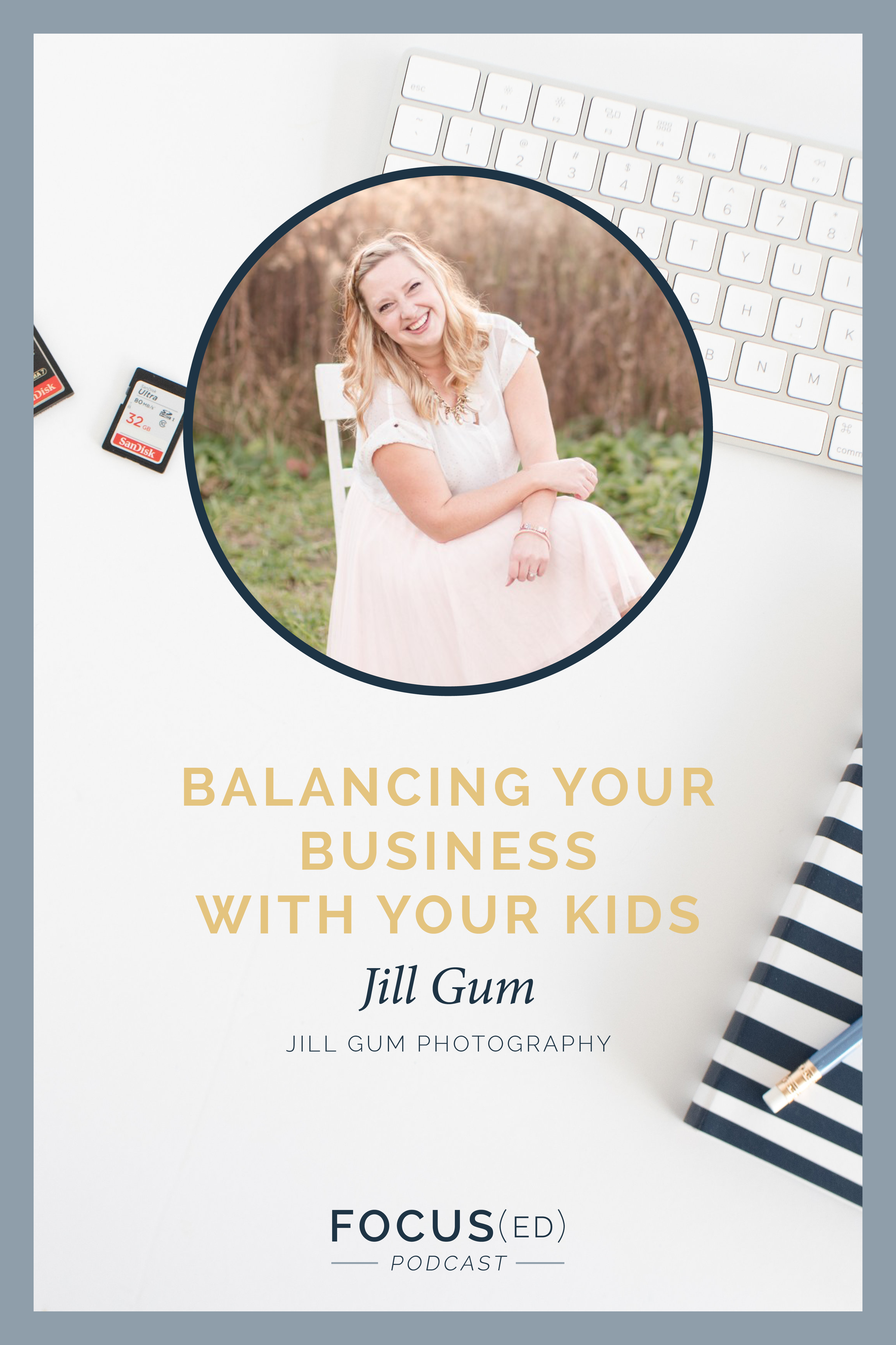 Balancing your business with also having small children