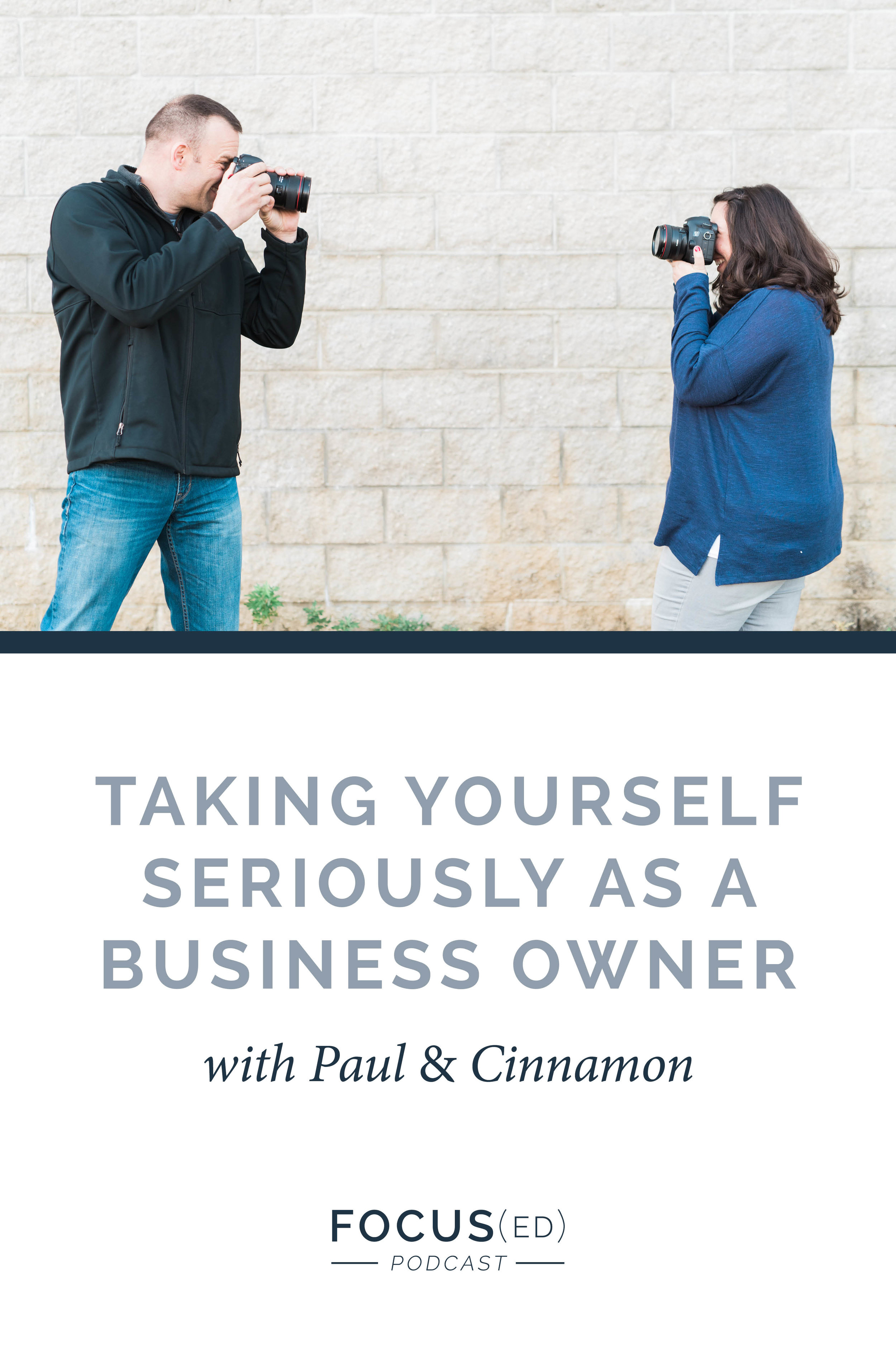 taking yourself seriously as a business owner | www.cinnamonwolfe.co