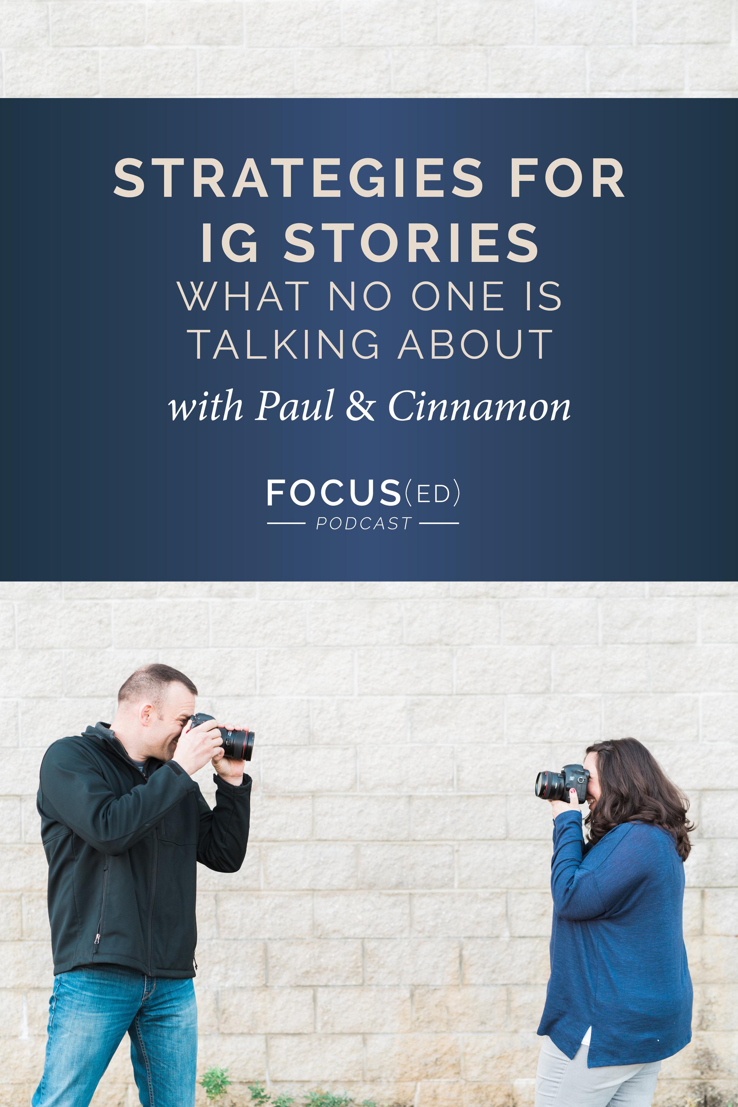 Strategies for Instagram Stories