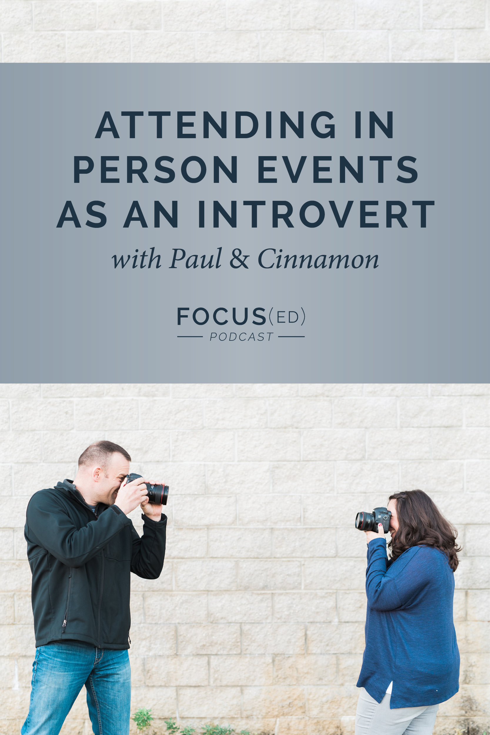 It is okay for you to need time alone at an event | Focus(ed) Podcast 059