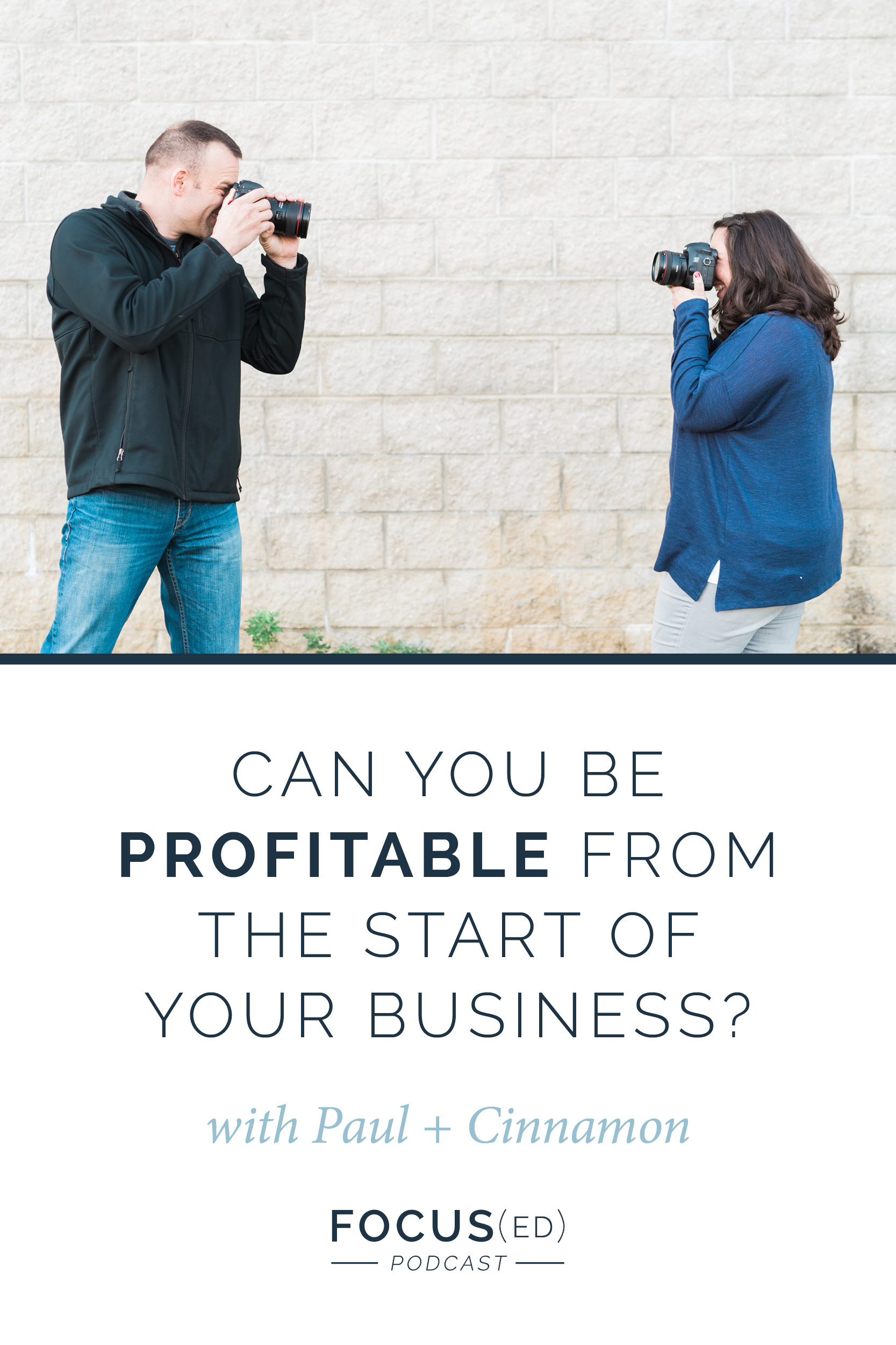 Setting your business up to be profitable  |  Focus(ed) Podcast