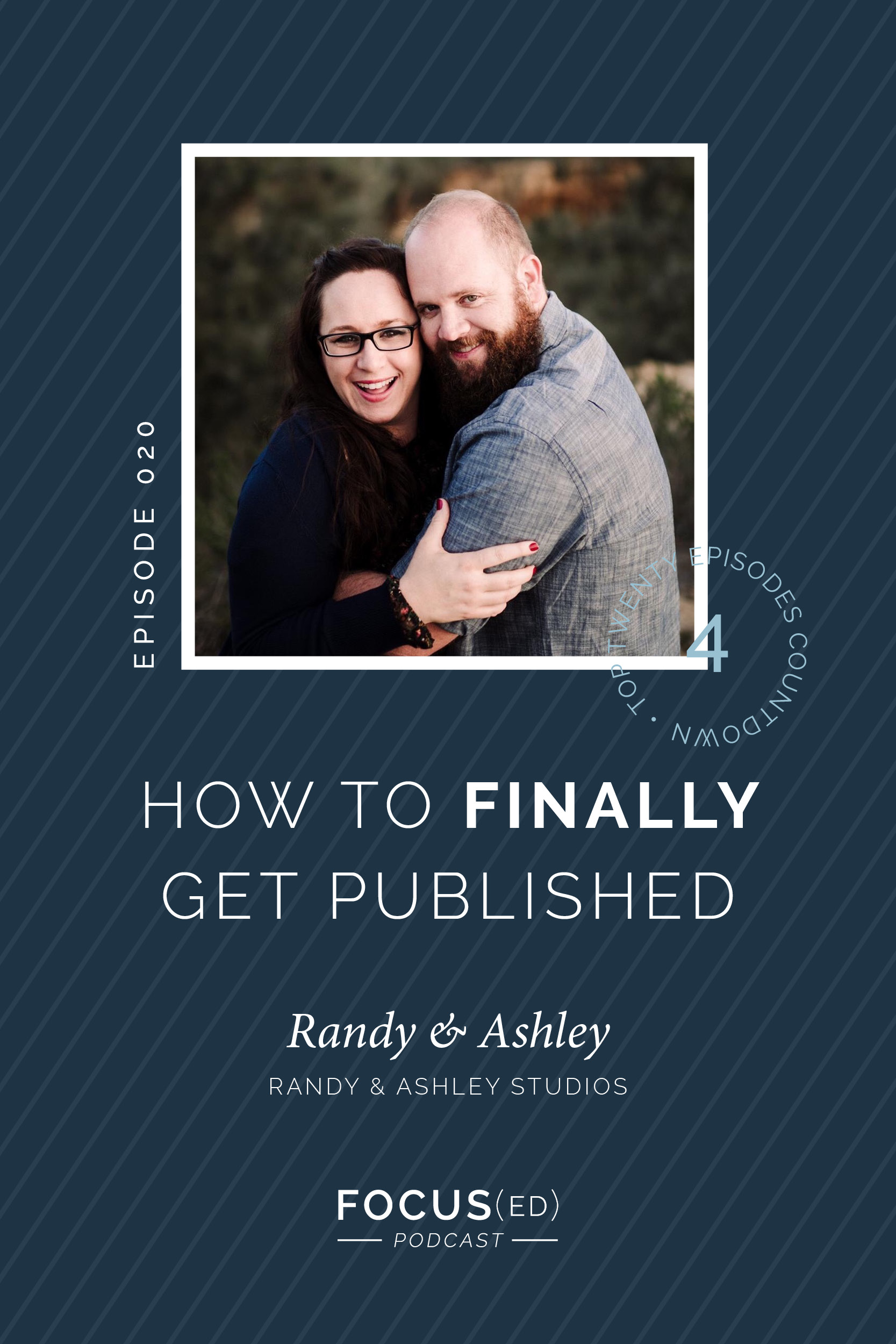 How to finally get published as a photographer
