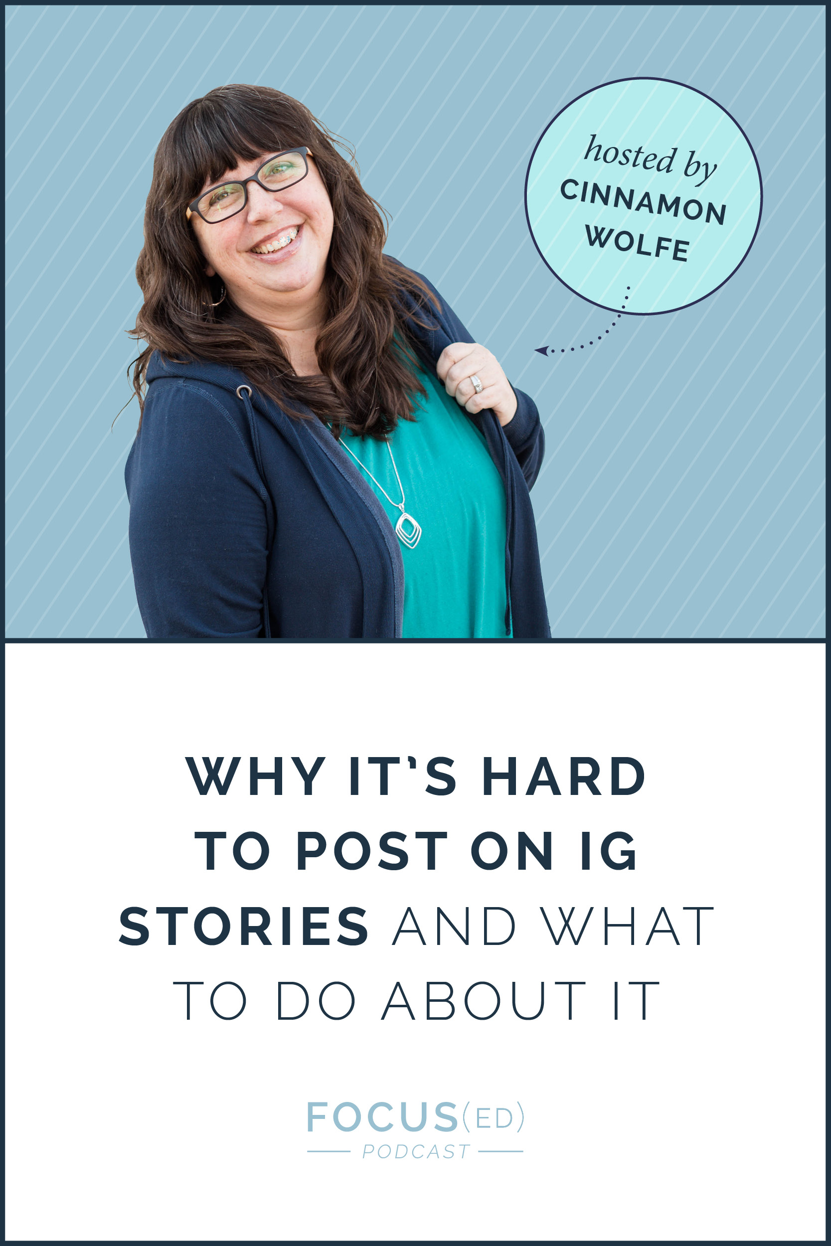 IG Stories are Hard - You can change it | cinnamonwolfe.co