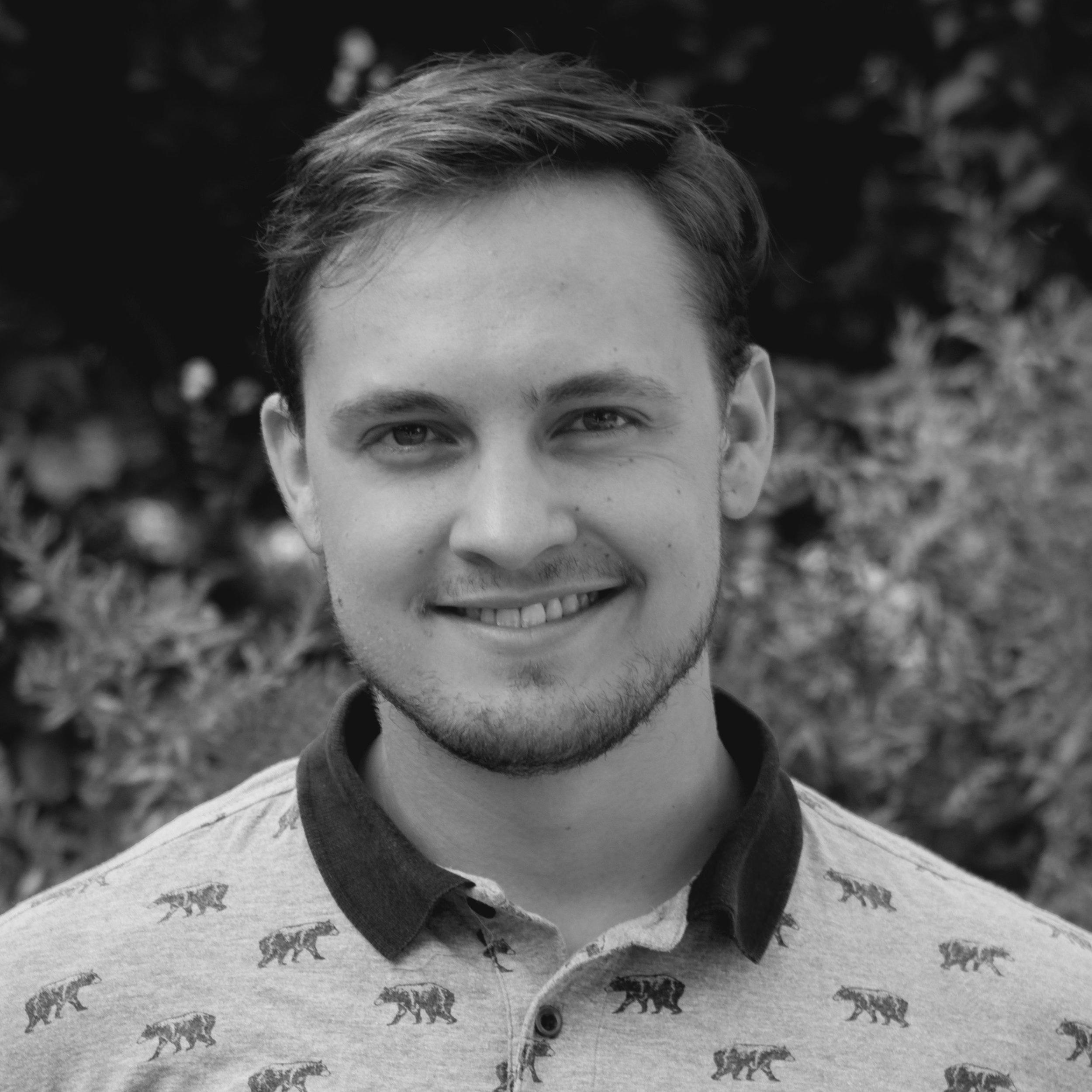 Justin Patton - Engagement Coordinator