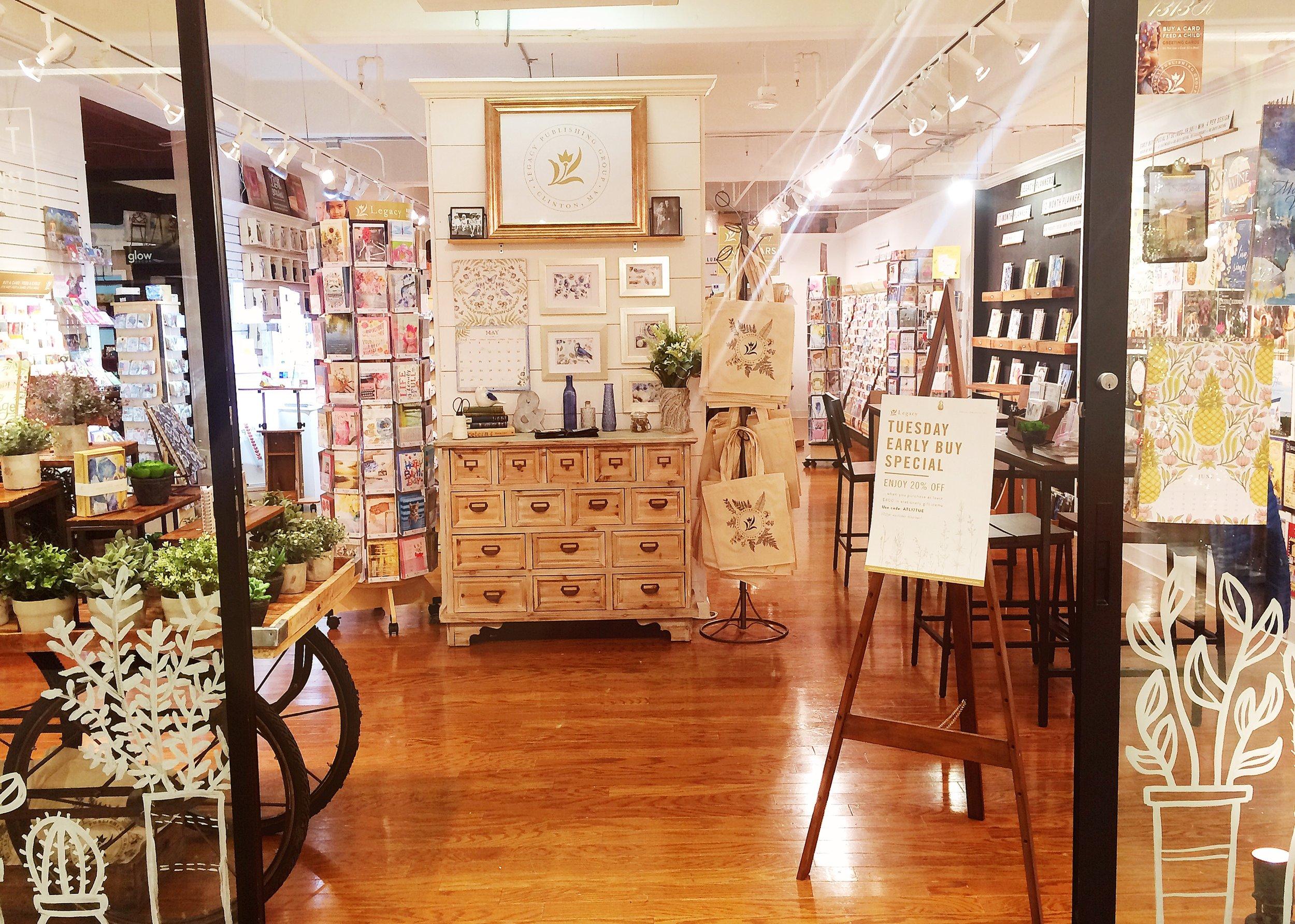 Our 2017 Atlanta Showroom