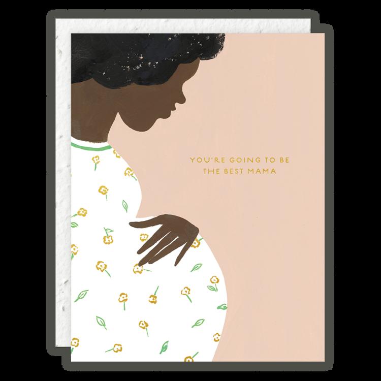 Seedlings Card – Baby /Mother