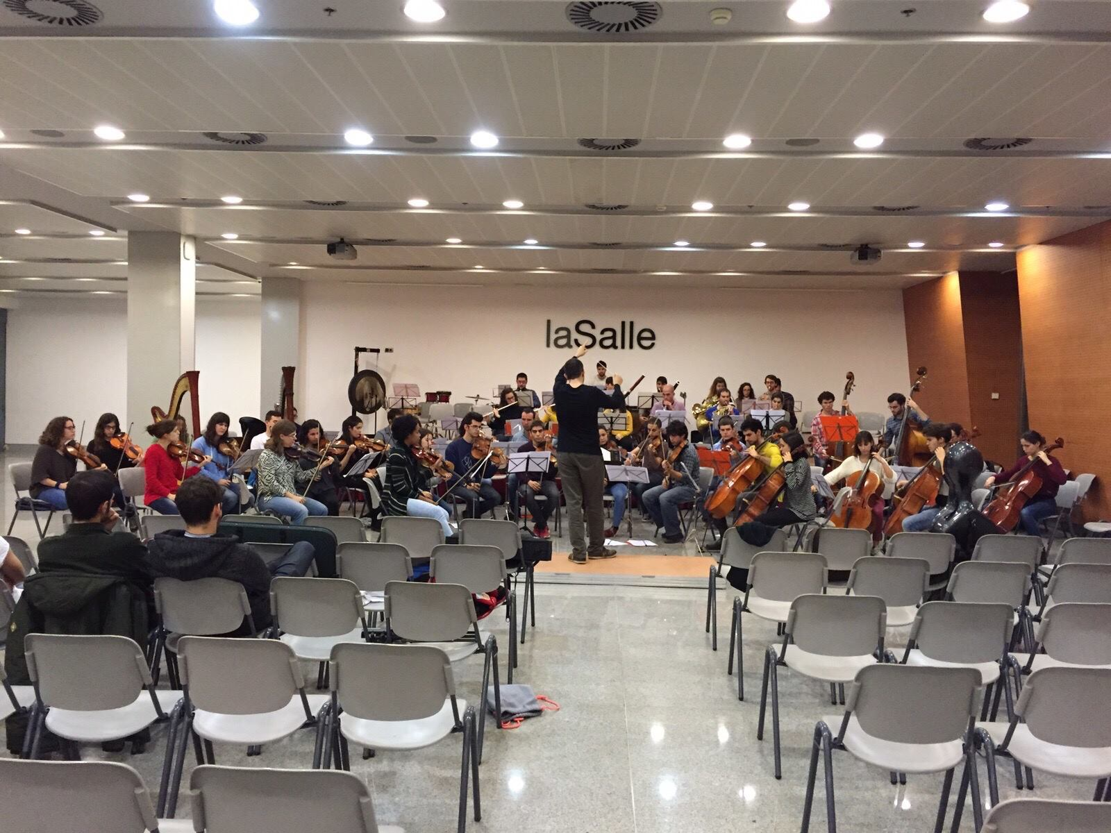 Concert a la Salle 23/12/2015