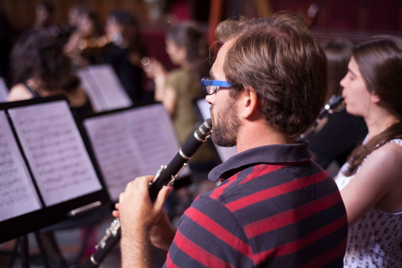 Concert al paranimf de la UB 19/06/2016