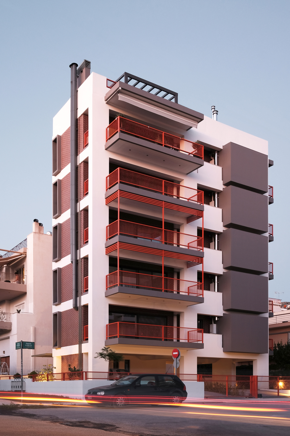 Apartment Building in Glyfada