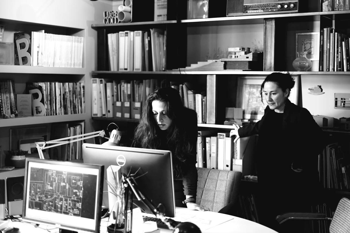 Nikoletta Dritsa & Christina Plaini, Architectural Bureau 3