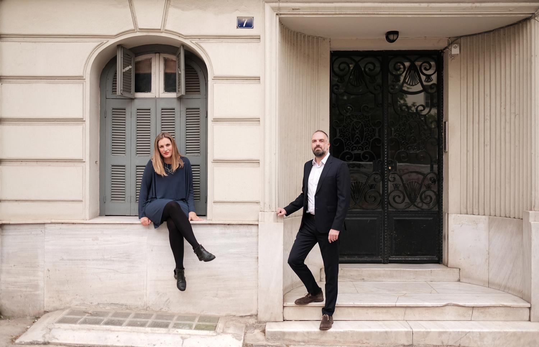 Natalia Kokosalaki and Jason Vayanos,   Kokosalaki Architecture