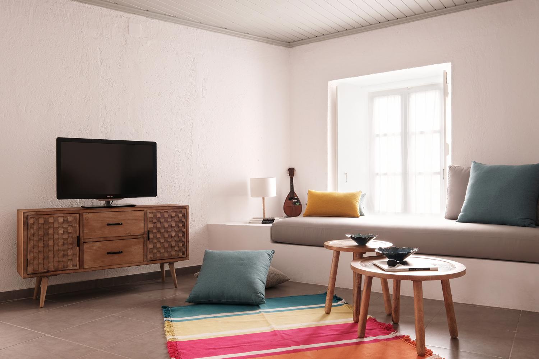 Hotel Keresbino in Hydra island,  Katerina Ralli Interior Designer