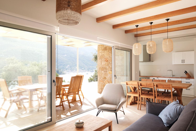 Sivota Villas in Lefkada,  Revergo Architecture