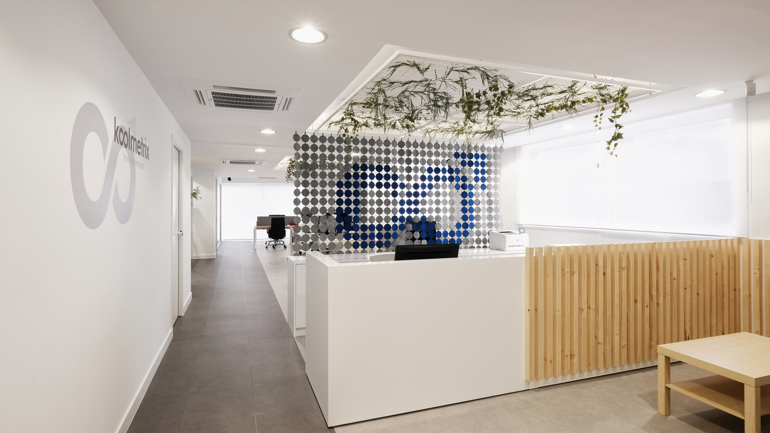 Koolmetrix offices,  aplusm architects