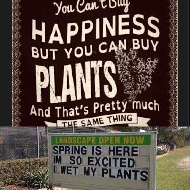 Plant nerd memes #springmaybe #hortlife #landscapearchitecture
