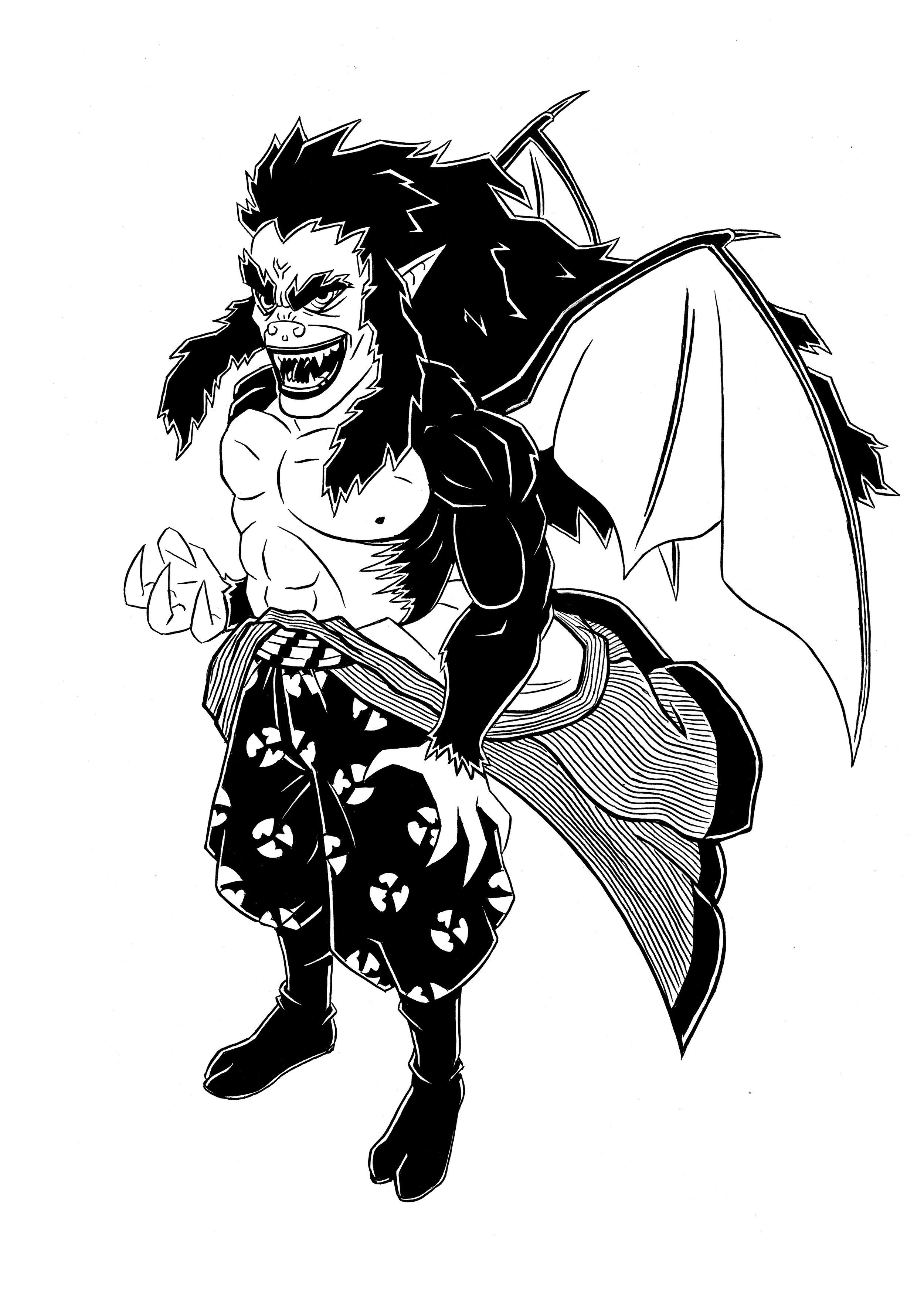 BEAST QUALITY BAT