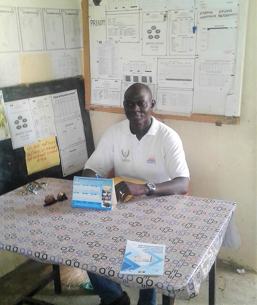 Amath Diop School Director
