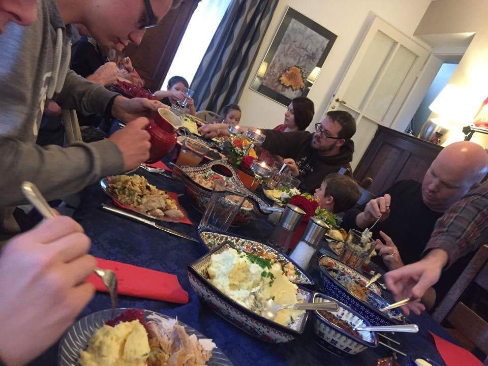 Friendsgiving 2016