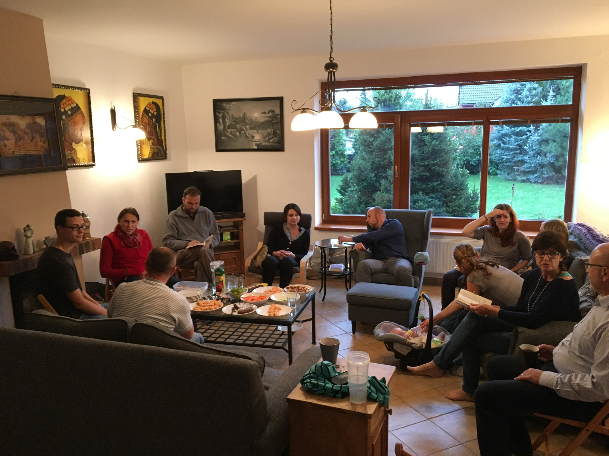 Our missional community group
