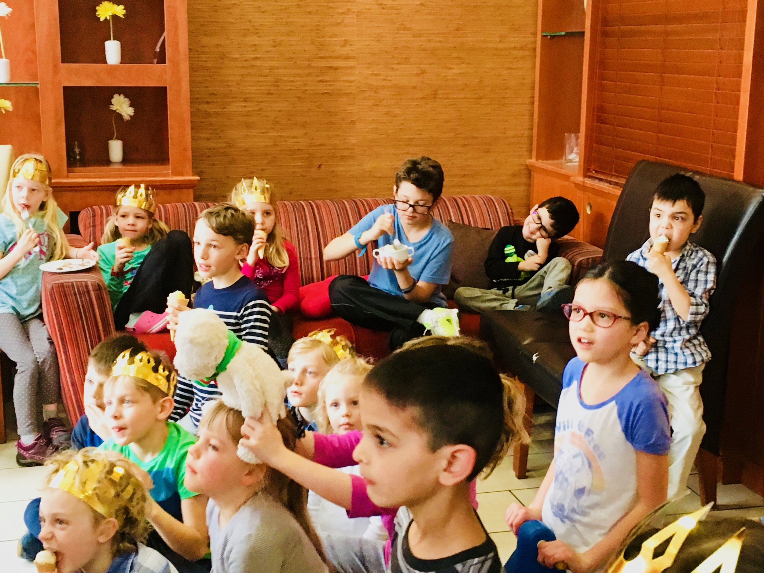 Share is a great opportunity to learn how to do family ministry, and the TCKs (Third Culture Kids) get to spend time with kids just like them, and ask their teachers difficult questions.