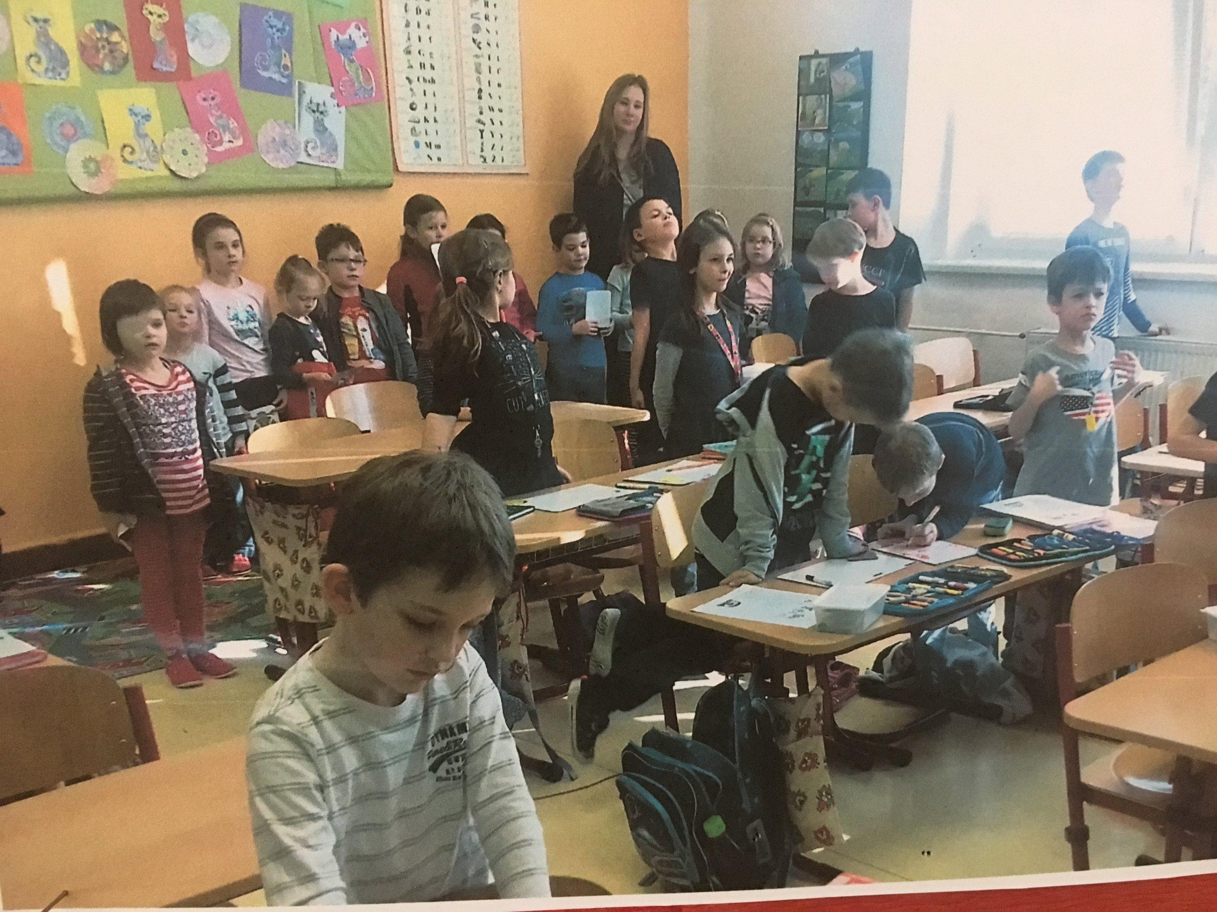 Andrew's class