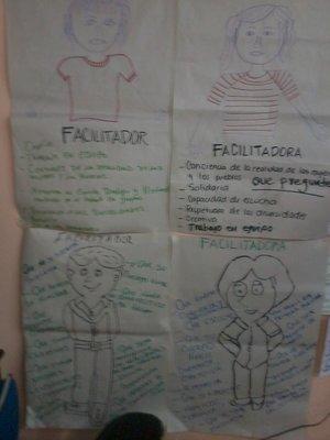 The qualities of a good facilitator
