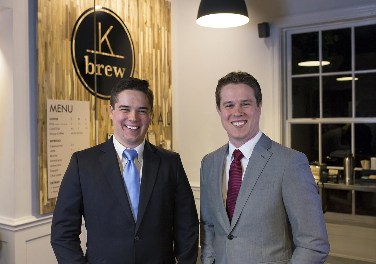 K Brew, Corporate Branding