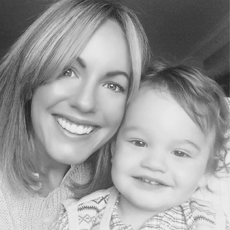 Helen with her little man Joshua (2)