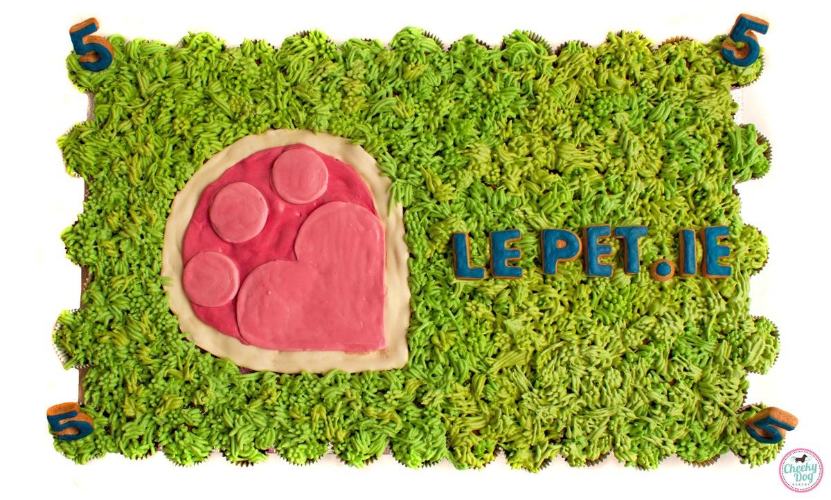Cheeky Dog Bakery - Custom Cakes