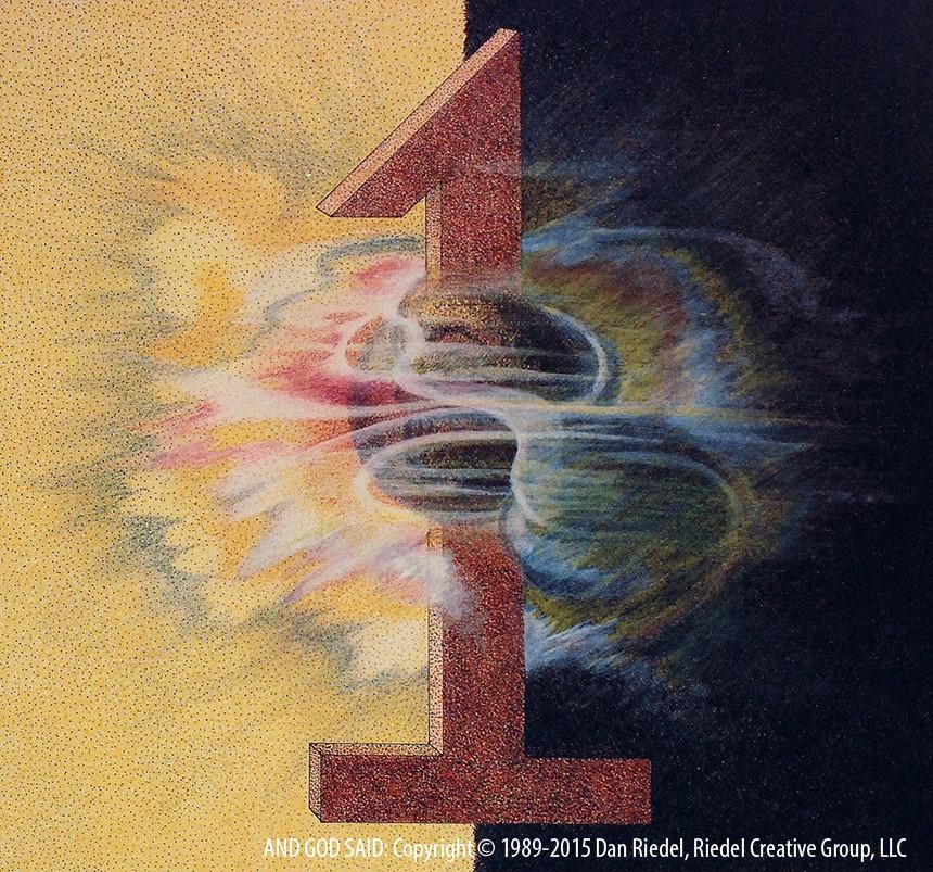 DAY 1 - Genesis 1:5