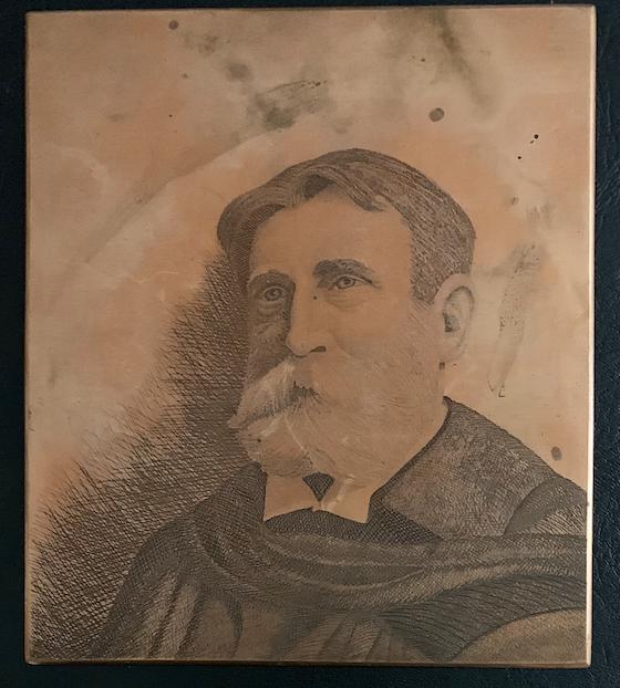 B. B. Warfield